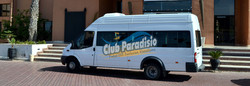 Club Paradisio, club all inclusive