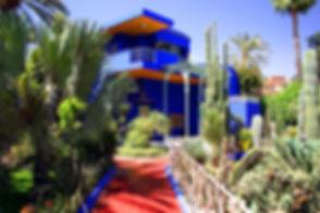 Visites guidées de Marrakech avec l'hôtel les Ambassadeurs