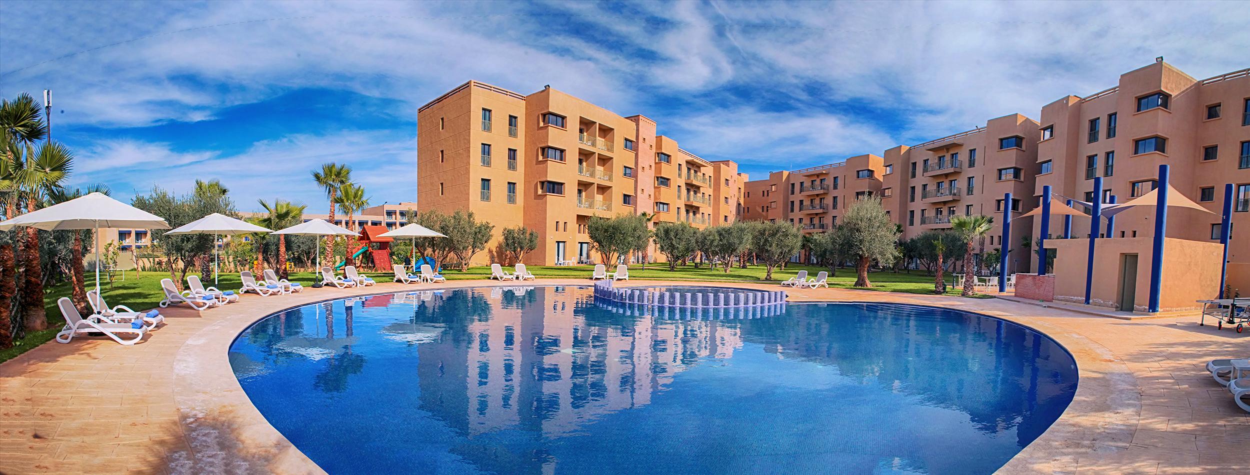 Wazo h tel et appart h tel marrakech site officiel for Appart hotel urban lodge chaudfontaine