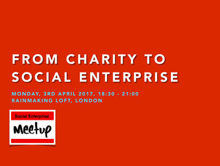 From Charity to Social Enteprise