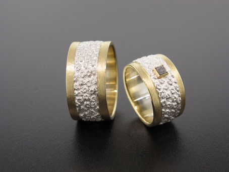 The story of our wedding rings
