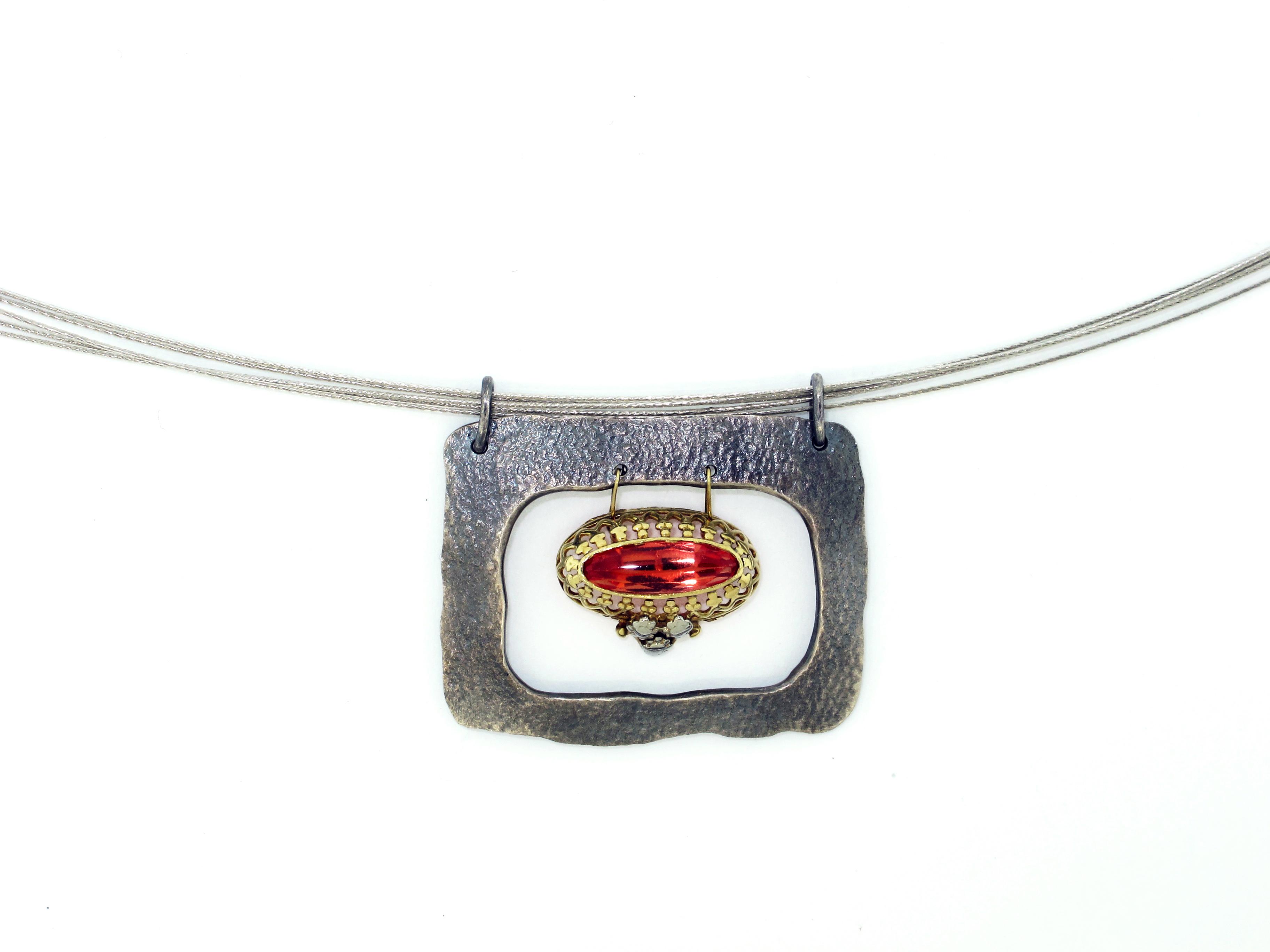 hanger van antieke ring
