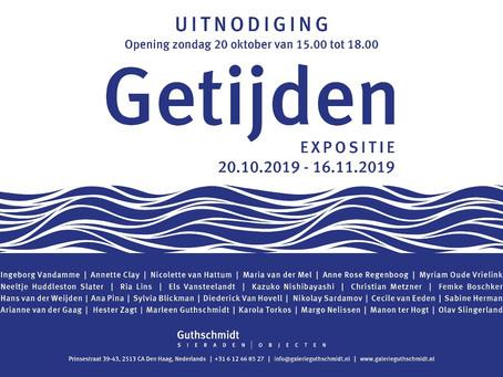 Getijden in galerie Guthschmidt