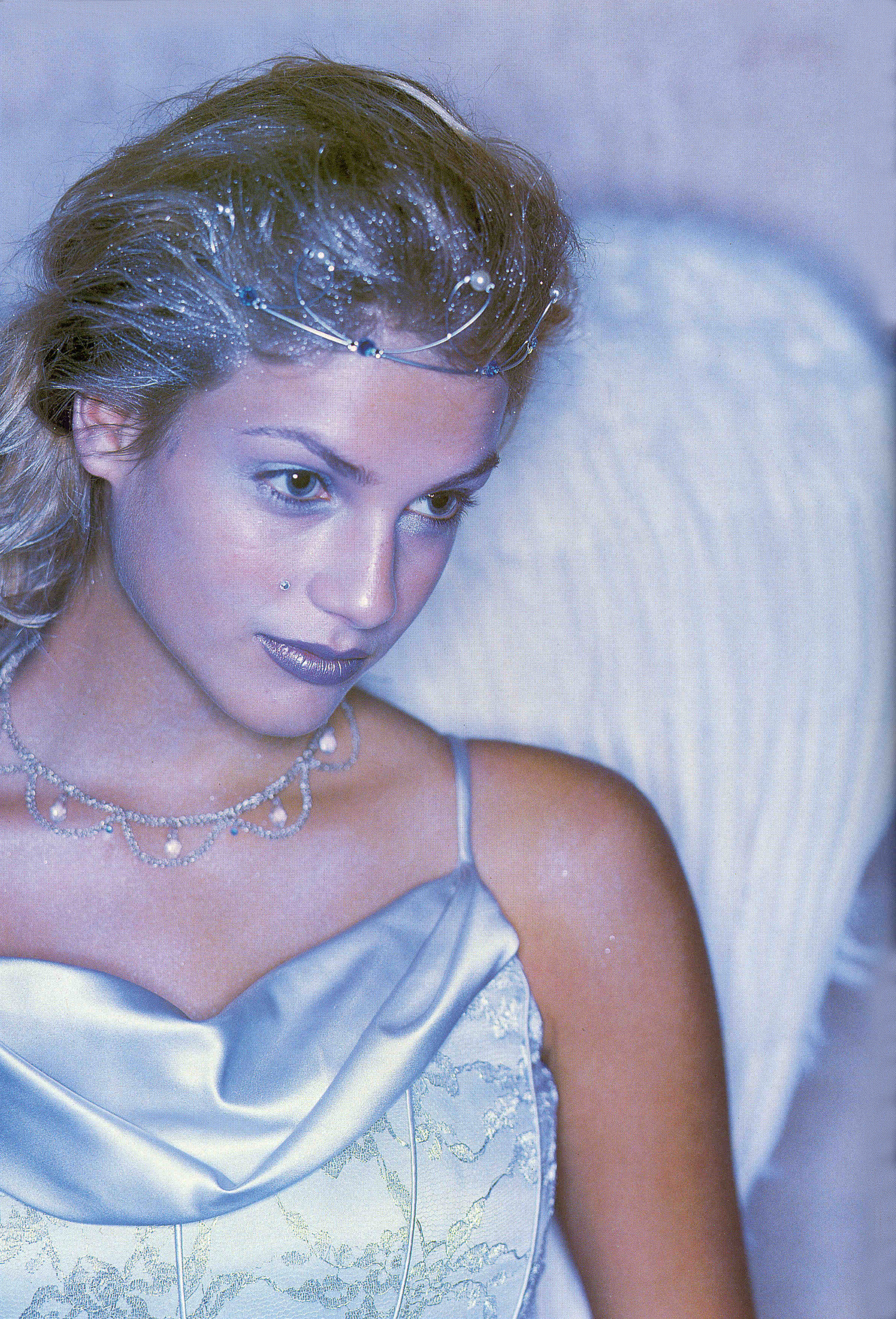 bruid collier | bride necklace