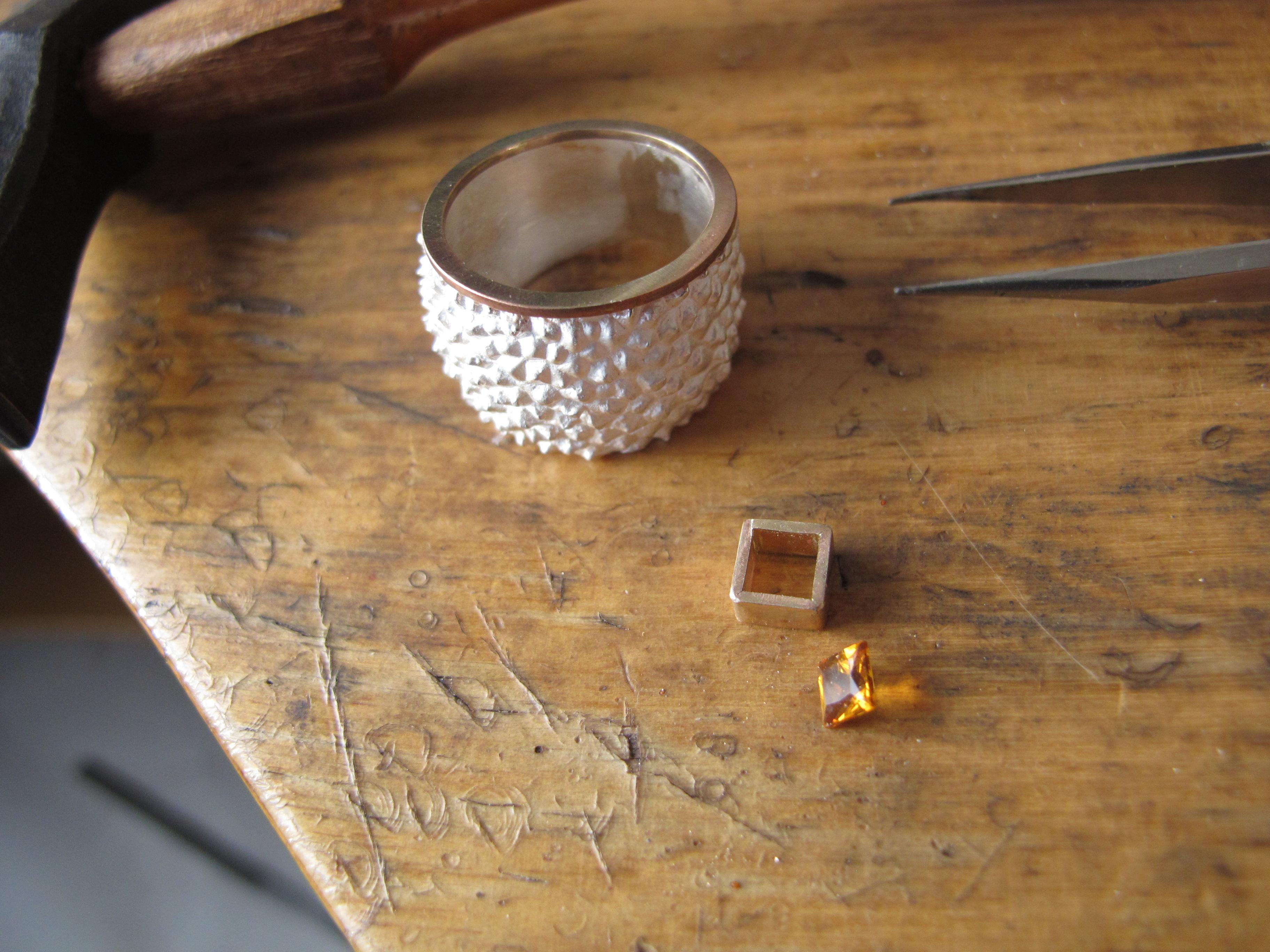 onderdelen ring