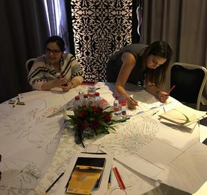 Atelier Arbre de Vie - ISCAE Maroc