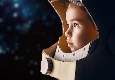 Histoire du petit garçon qui voulait être astronaute