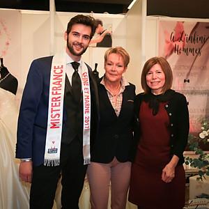Salon du mariage Coulommiers + Mister Seine et Marne