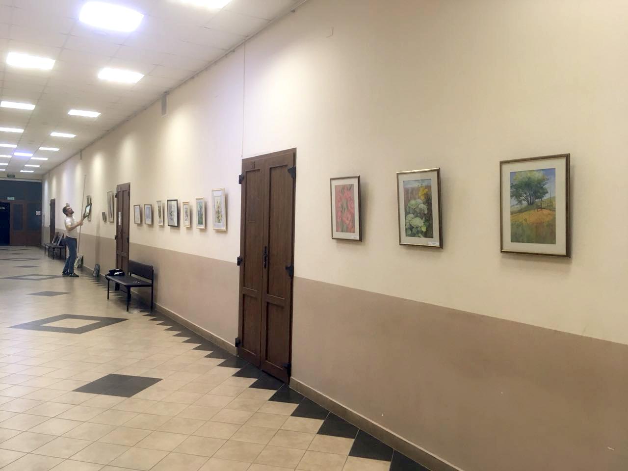 Выставка в ЦДК Калинина