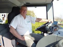 Busfahrer Hochegger Christian
