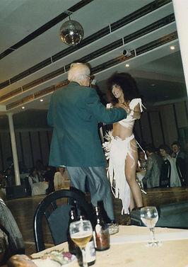 Anzac veteran Bill Bevis 1990 Istanbul