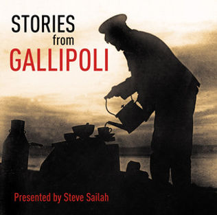 Stories from Gallipoli CD cover
