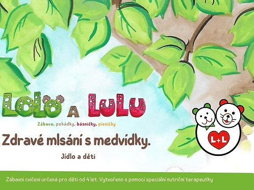 Pracovní sešit Lolo a Lulu 3.díl