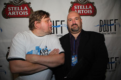 Writer Mike White and Jeremy Stemen