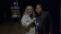 Chili Challis and Jeremy Stemen