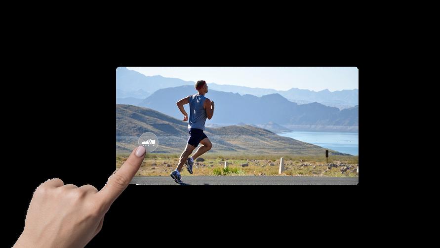 •Reklamı izlemeye başladığınızda karşınıza çıkacak olan hareketli baloncuklara tıklayınız ve reklamın içeriğine odaklanmayı unutmayınız.