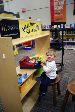 Early Learning Stations