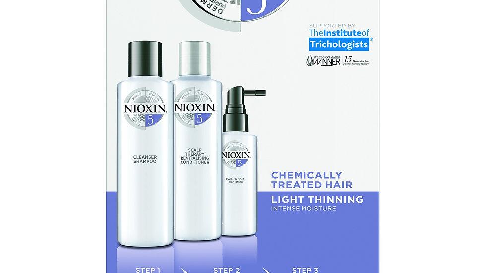 Nioxin Trial Kit 5