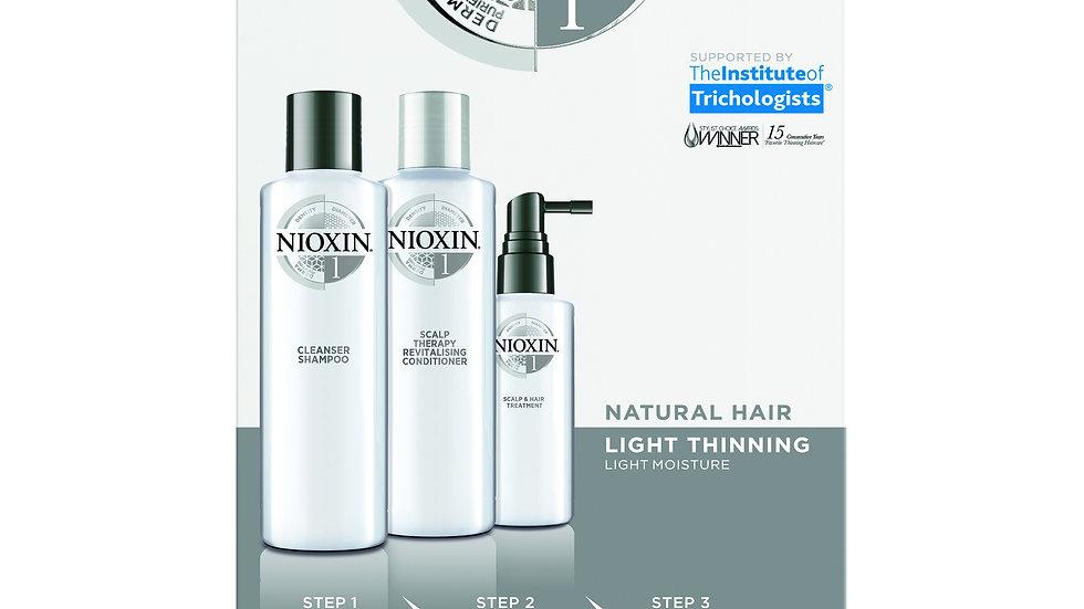 Nioxin Trial Kit 1