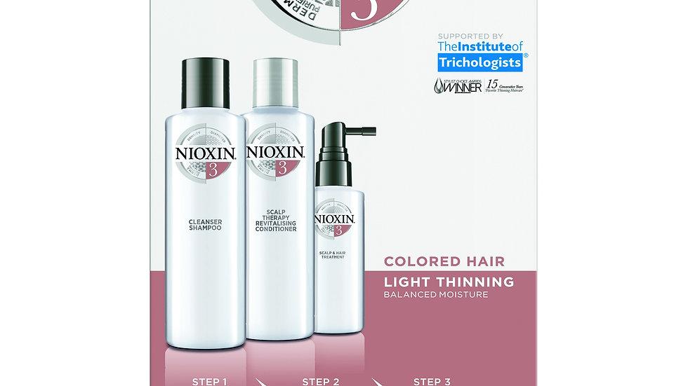 Nioxin Trial Kit 3