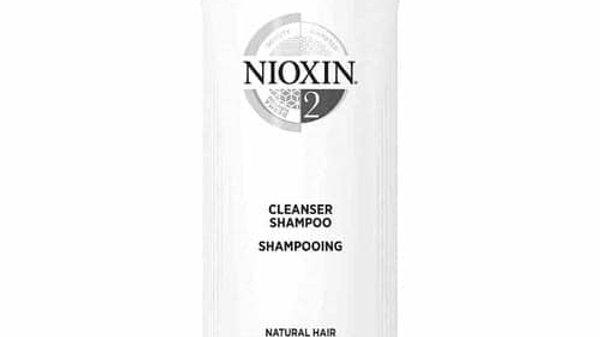 Nioxin 1000ml Shampoo System 2