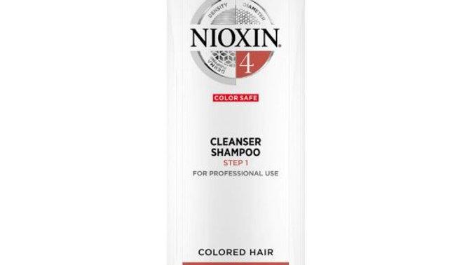 Nioxin 1000ml Shampoo System 4