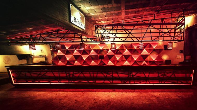 Proyecto de diseño interior y fabricación de muebles para restaurantes