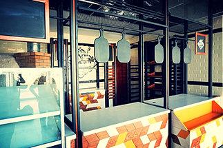 Dise o de cafeter as interiorismo decoraci n muebles para cafeter as - Diseno cafeterias modernas ...