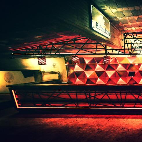 Diseño de Bares y Restaurantes en todo México.