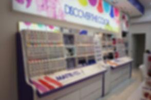 Diseño de Espacios Comerciales y Fabricación de Muebles Personalizados para Tiendas en todo México.