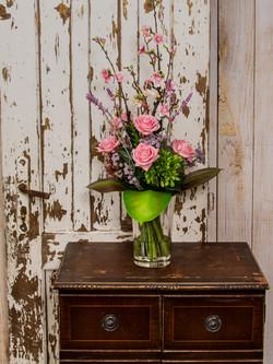 Rózsa-Cseresznye virág