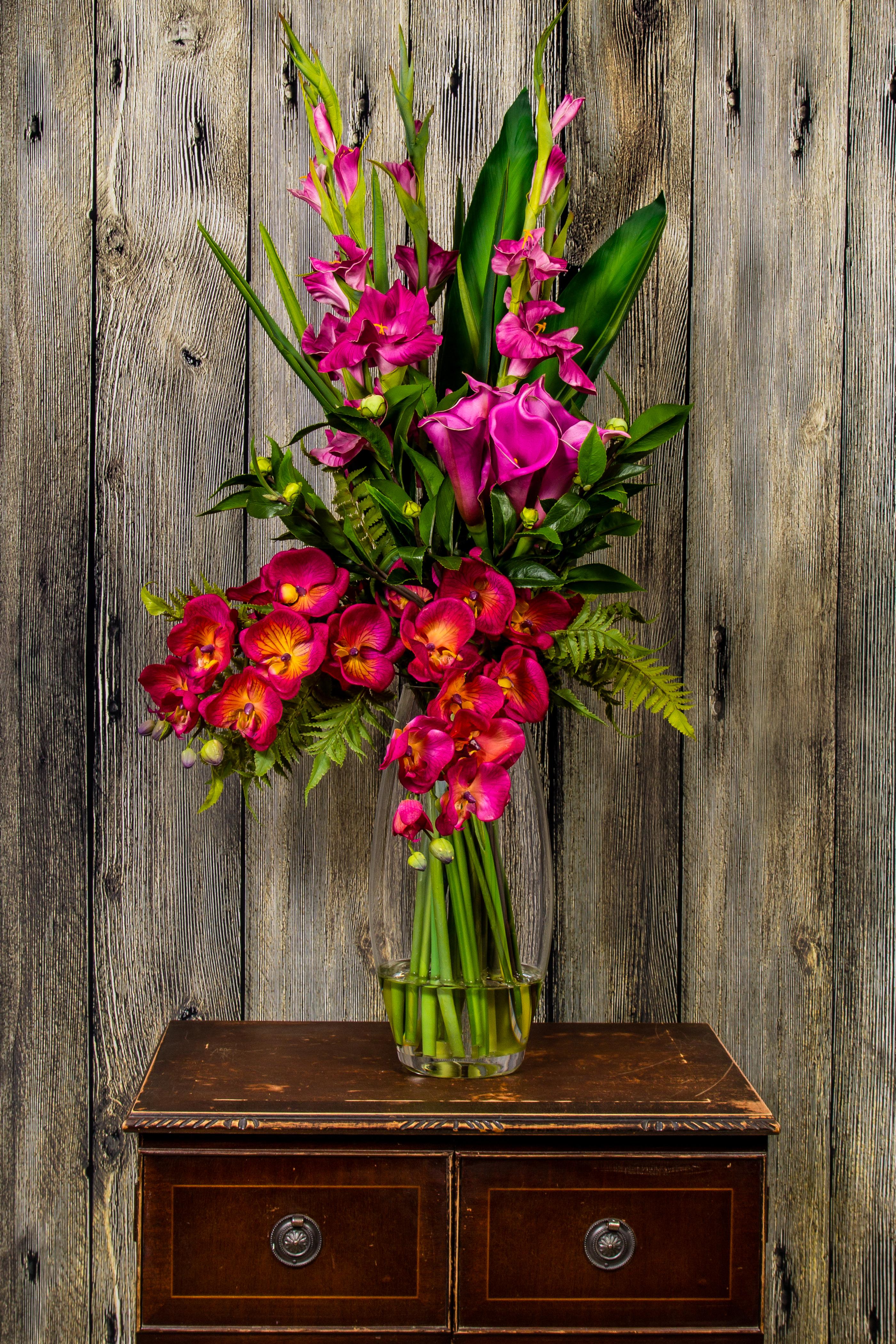 Orchidea,kardvirág