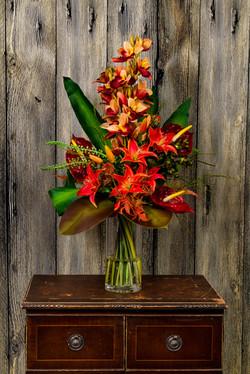 Orchidea-Liliom