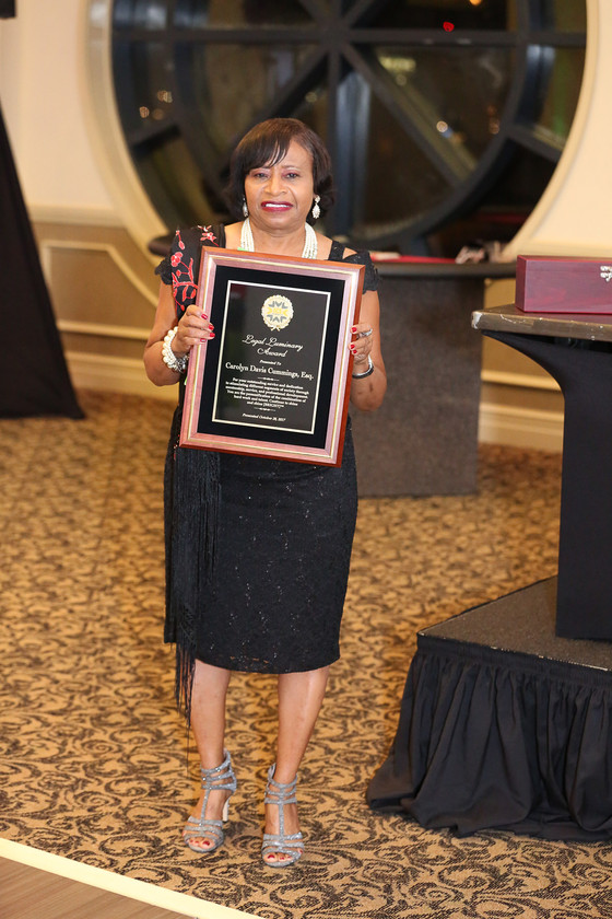 ICE to recognize Carolyn Cummings, Esq. as Legal Luminary at Service Ball