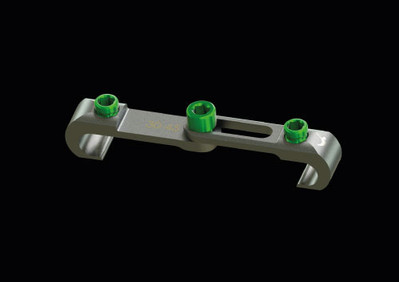 spine multiaxial connectors
