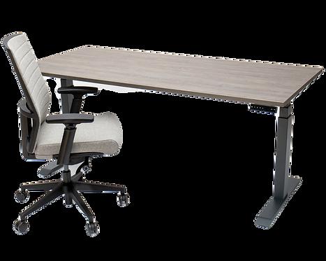 Edition zit sta bureau elektrisch verstelbaar (180x80)