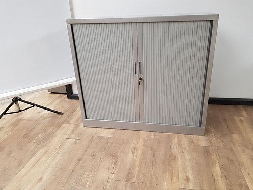 Roldeurkast 105x120 (Aluminium)