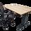 Thumbnail: Edition zit sta bureau elektrisch verstelbaar (140x80)
