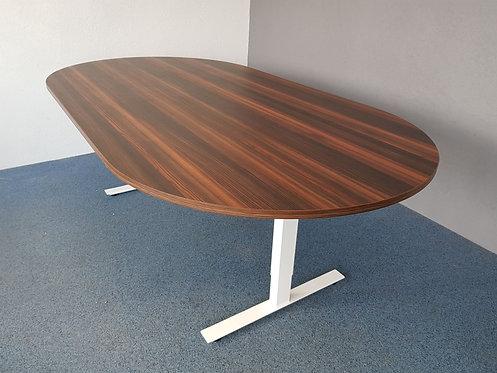 Ovale vergadertafel design