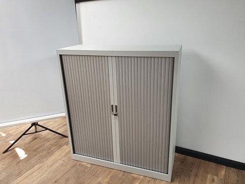 Roldeurkast aluminium 135