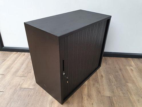 Roldeurkast 72,5x80 (zwart)