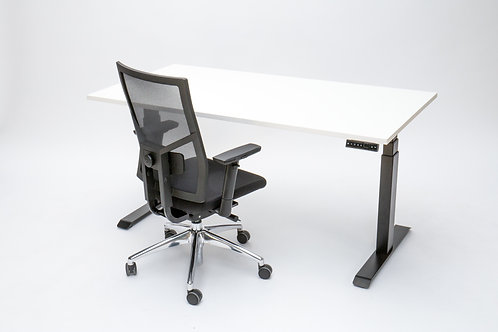 Edition zit sta bureau elektrisch verstelbaar (120x80)