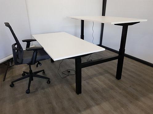 Duo zit/sta bureau elektrisch verstelbaar