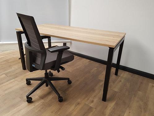 Q-bic bureau (Zwart)