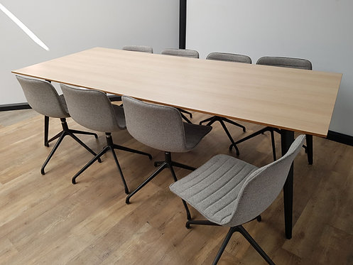 Gispen TM vergadertafel