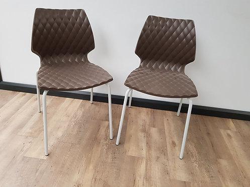 Design kunststof stoel (Metamobil)
