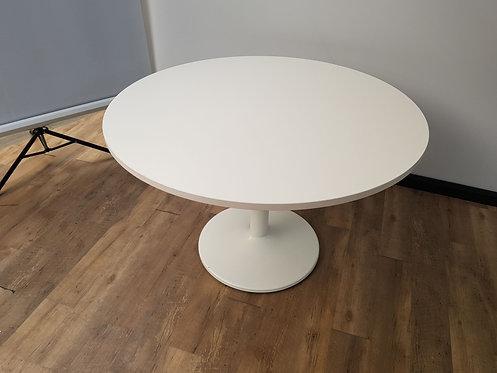 Ronde tafel (wit)