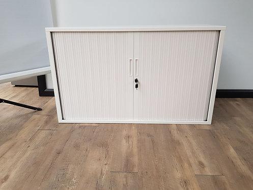 Roldeurkast 72,5x120 (Wit)