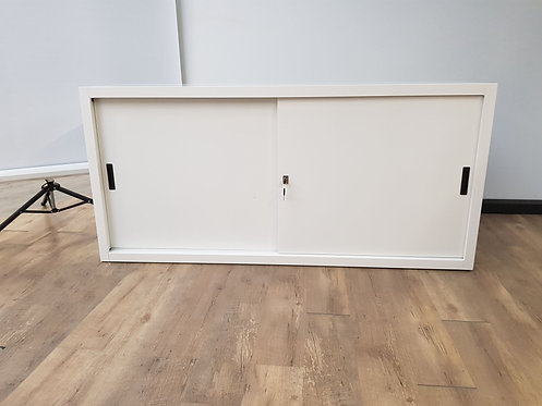 Schuifdeurkast 75,5x160 (Wit)