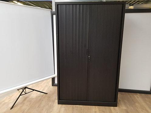 Roldeurkast 198x120 (zwart)